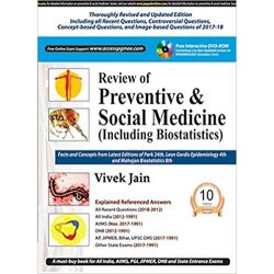 Review of Preventive & Social Medicine