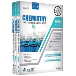 Study Material Chemistry for JEE Main and Advanced : Class 12th - Set of 3 Books