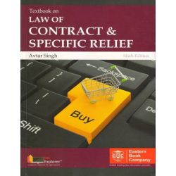 Textbook on CONTRACT & SPECIFIC RELIEF