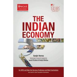 The Indian Economy-by Sanjiv Verma