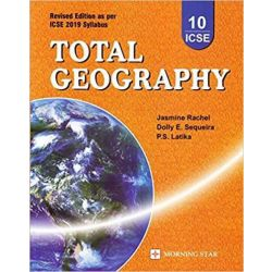 Total Geography Of Class X - ICSE