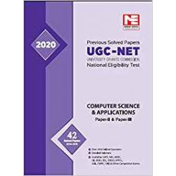 ugc net computer science & application previous year solved paper 2020